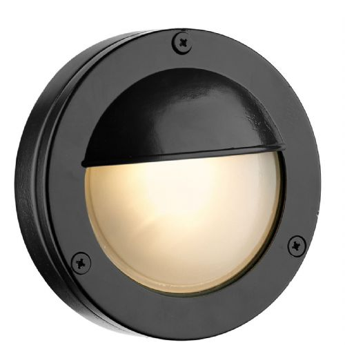 Bembridge Round Wall Light Oxidised IP44 (Hand made, 7-10 day Delivery)